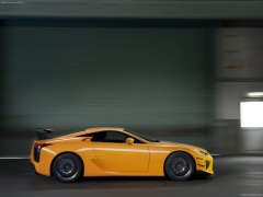 lexus lfa nurburgring package pic #112525