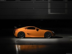 lexus lfa nurburgring package pic #112526