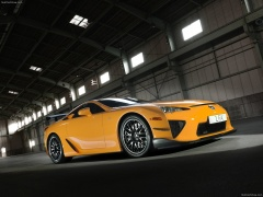 lexus lfa nurburgring package pic #112528