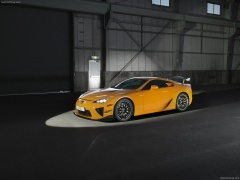 lexus lfa nurburgring package pic #112529