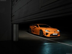 lexus lfa nurburgring package pic #112530