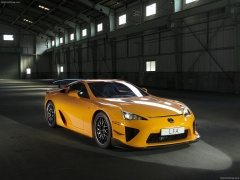 lexus lfa nurburgring package pic #112531