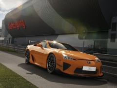 lexus lfa nurburgring package pic #112532