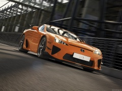 lexus lfa nurburgring package pic #112533