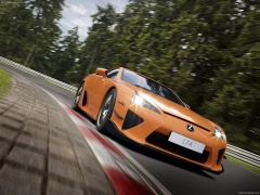 lexus lfa nurburgring package pic #112534