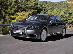 lexus ls eu-version pic #116080