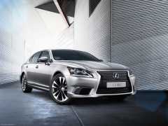 lexus ls eu-version pic #116124