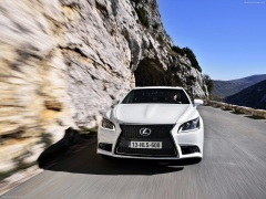 lexus ls eu-version pic #116180