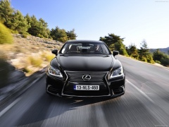 lexus ls eu-version pic #116187