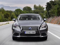 lexus ls eu-version pic #116188
