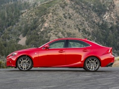 lexus is f-sport us-version pic #147070
