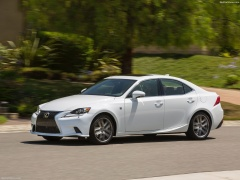 lexus is f-sport us-version pic #147071