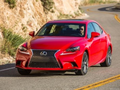 lexus is f-sport us-version pic #147075
