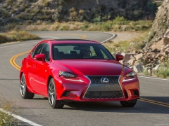 lexus is f-sport us-version pic #147076