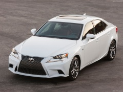 lexus is f-sport us-version pic #147079