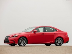 lexus is f-sport us-version pic #147082