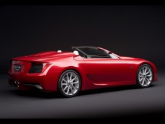 LF-A Roadster photo #51237