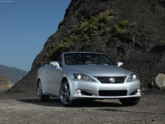 lexus is convertible pic #64259