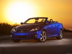 Lexus IS Convertible pic