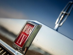 lincoln continental pic #153106