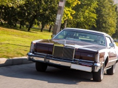 lincoln continental pic #153107