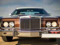 lincoln continental pic #153219