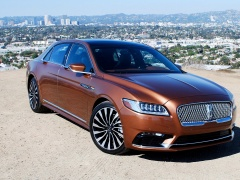lincoln continental pic #170953