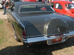 lincoln continental mark iii pic #18355