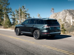 lincoln aviator pic #192169
