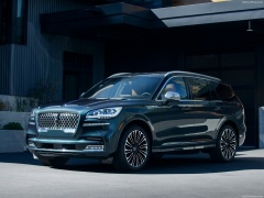 lincoln aviator pic #192175