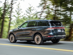 lincoln aviator pic #196333