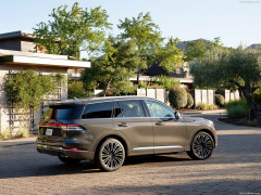lincoln aviator pic #196335