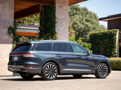 lincoln aviator pic #196336
