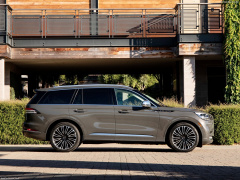 lincoln aviator pic #196337