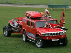 geigercars christmas hummer h2 pic #40005