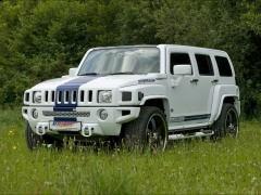 geigercars hummer h3 gt pic #48444