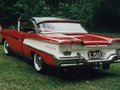 edsel pacer pic #19604