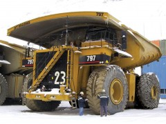caterpillar 797 pic #28573