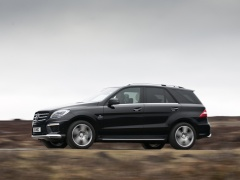 mercedes-benz ml pic #100083