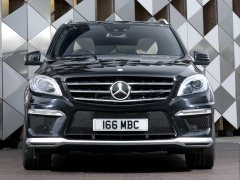 mercedes-benz ml pic #100086