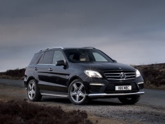 mercedes-benz ml pic #100089