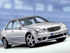 mercedes-benz c-class amg pic #1005