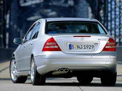mercedes-benz c-class amg pic #1006