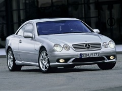 mercedes-benz cl amg pic #1011