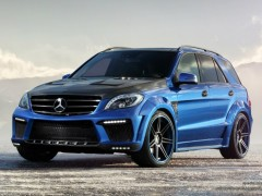 mercedes-benz ml 63 amg inferno pic #103799