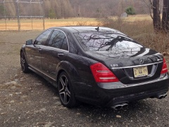 mercedes-benz s65 amg pic #106702