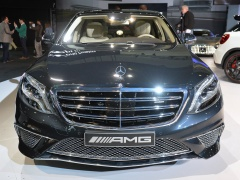 mercedes-benz s65 amg pic #106705