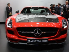 mercedes-benz sls amg gt final edition pic #106788