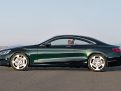 mercedes-benz s-class coupe pic #108131