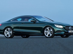 S-Class Coupe photo #108132